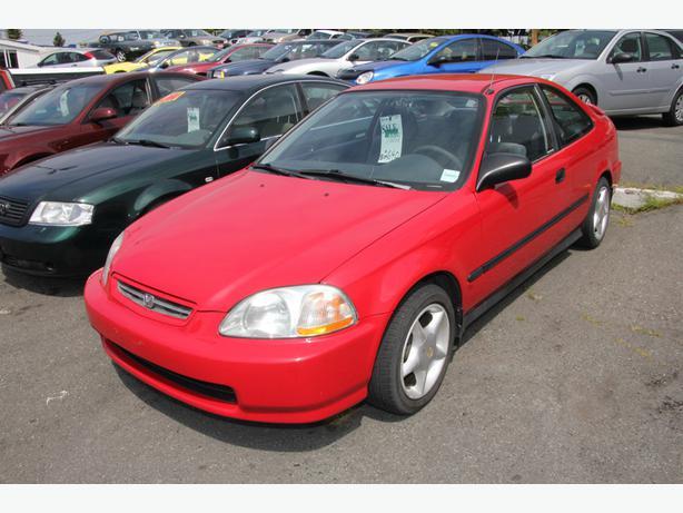 1998 honda civic dx reduced price victoria city for Honda civic dx 1998