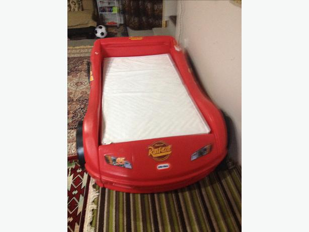 Red Cars Toddler Bed South Regina Regina