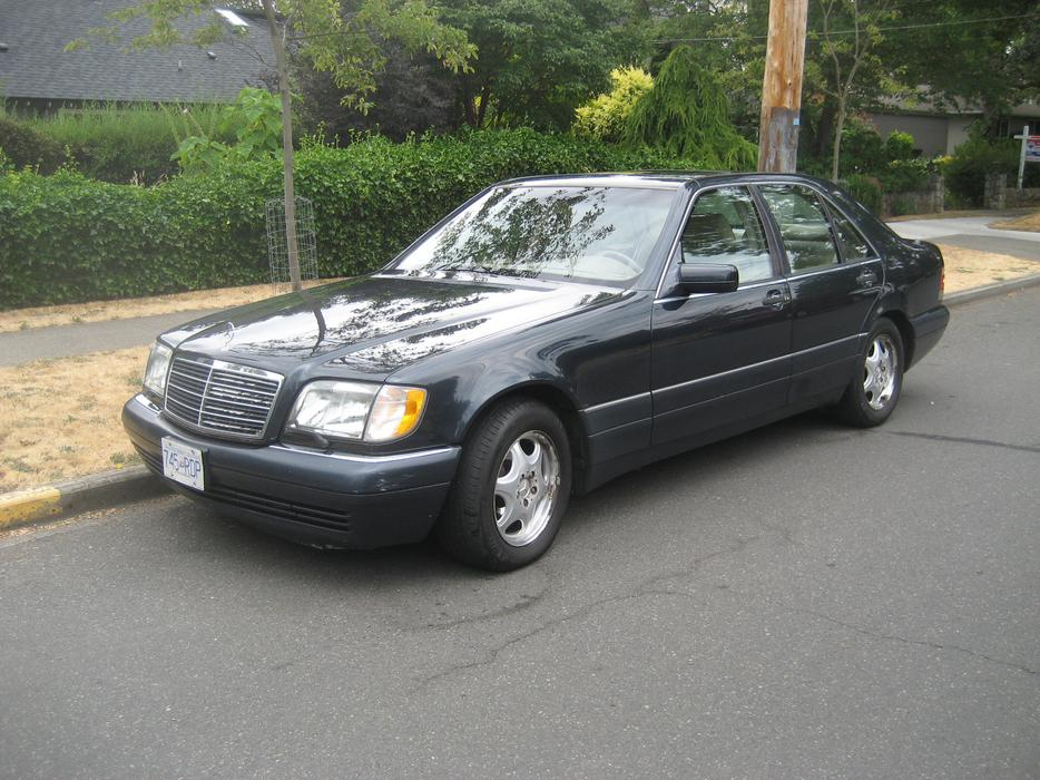 1999 mercedes benz s 320 outside nanaimo nanaimo for Mercedes benz nanaimo