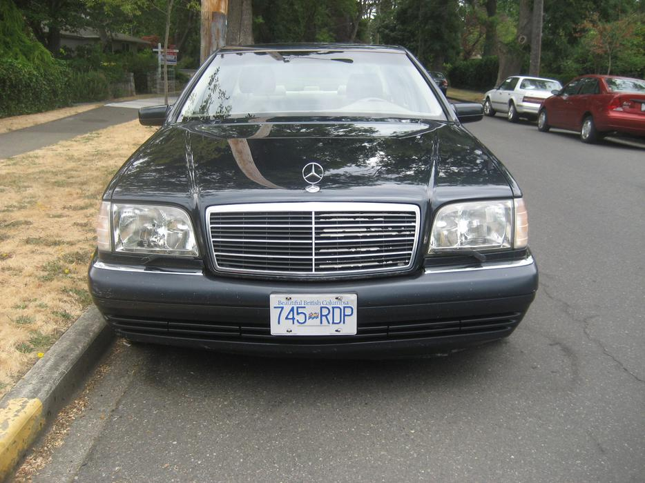 1999 mercedes benz s 320 outside comox valley courtenay comox for Mercedes benz bay ridge