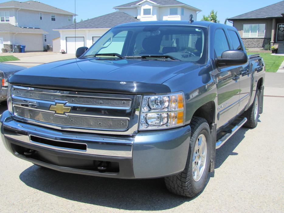 2009 silverado lt 1500 crew cab z71 87400km east regina regina mobile. Black Bedroom Furniture Sets. Home Design Ideas