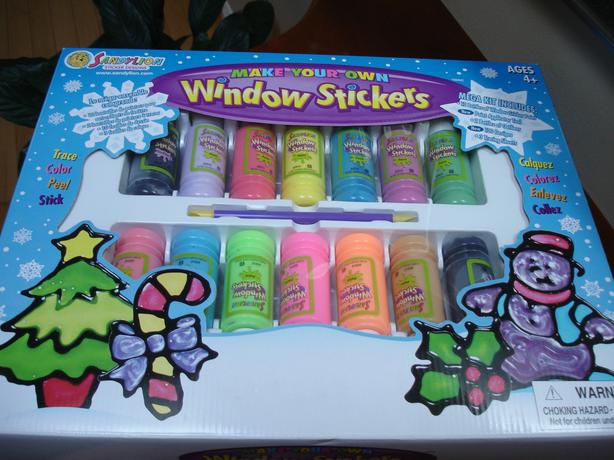 Brand New Make Your Own Window Stickers Kit Funamp - Make your own decal kit