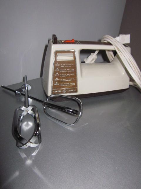 Uses For Electric Mixer Bar ~ General electric hand mixer saanich victoria