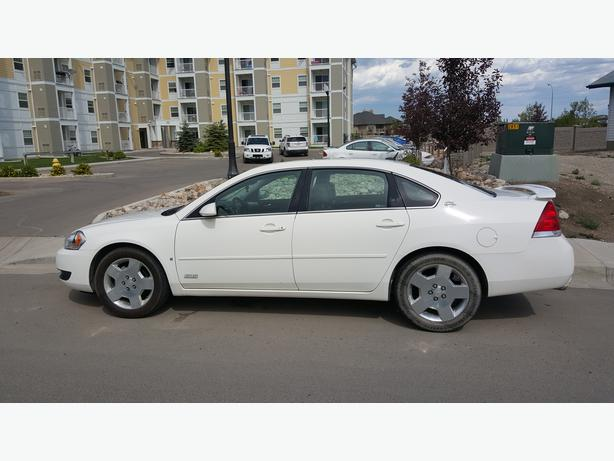 2006 chevrolet impala ss north regina regina. Black Bedroom Furniture Sets. Home Design Ideas