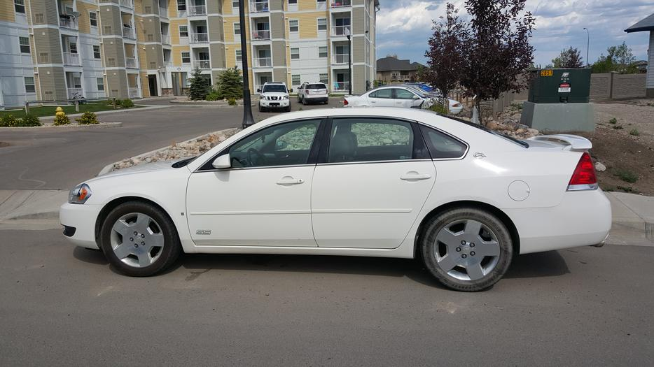 2006 chevrolet impala ss north regina regina mobile. Black Bedroom Furniture Sets. Home Design Ideas