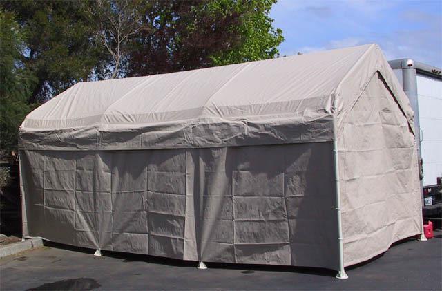 Costco Carport Tent : Wanted costco car shelters port alberni