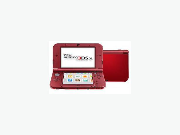 new nintendo 3ds xl for sale north regina regina. Black Bedroom Furniture Sets. Home Design Ideas