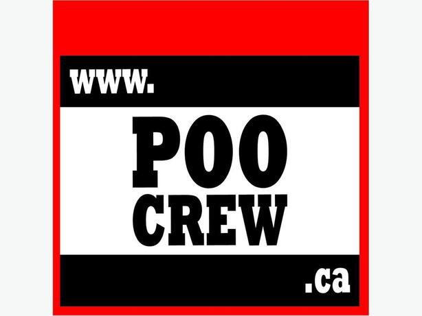 Poo Crew Winnipeg