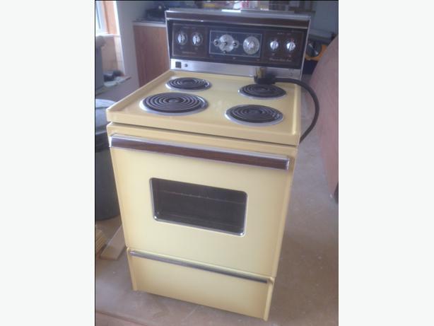 24 apartment size stove esquimalt view royal victoria