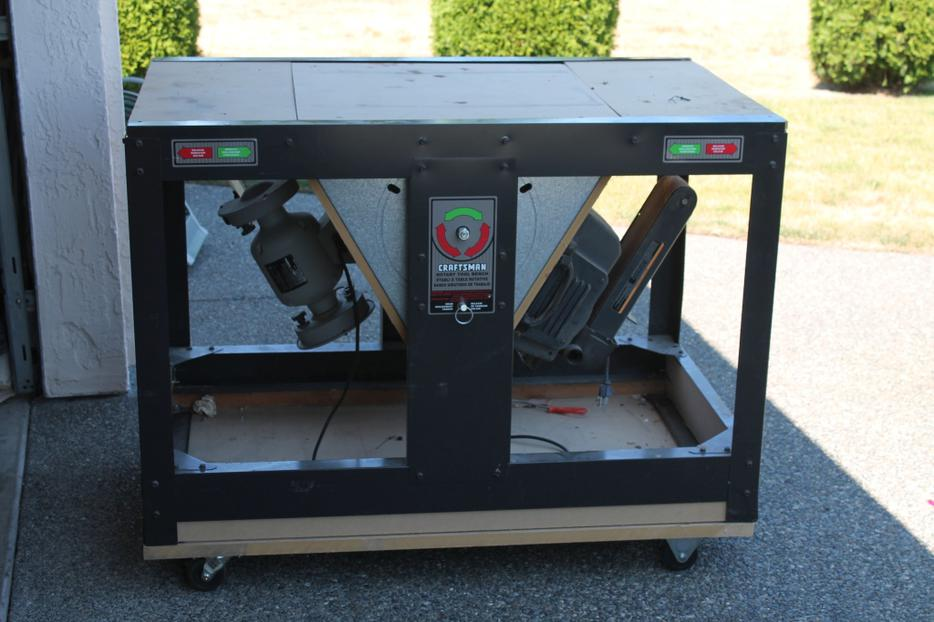 New Price Craftsman Rotary Work Bench Duncan Cowichan