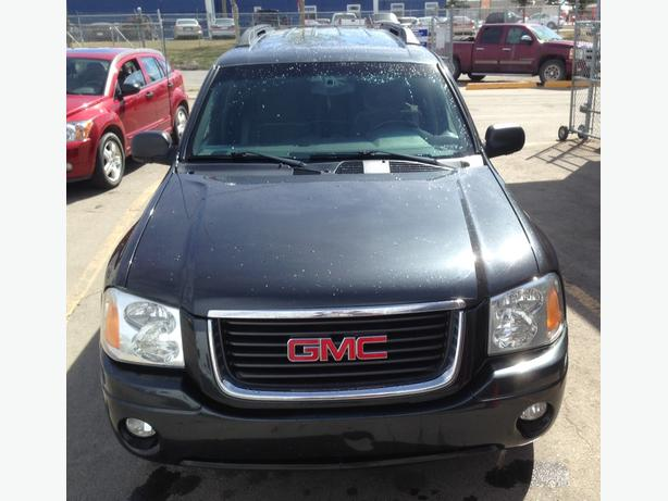 nice 2003 gmc envoy 4x4 xl edition 7 seats auto real deal. Black Bedroom Furniture Sets. Home Design Ideas