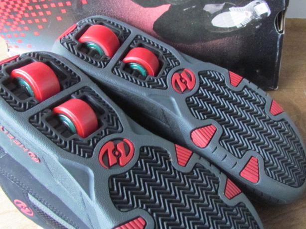 heelys rebel roller shoe size 6 0 ladysmith cowichan mobile