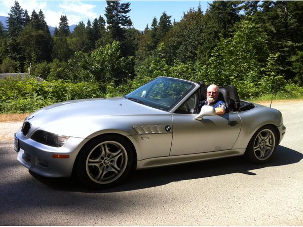 Bmw Z3 Roadster Outside Nanaimo Parksville Qualicum Beach
