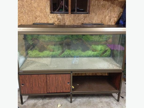 150 gallon fish tank with everthing needed parksville for 150 gallon fish tank
