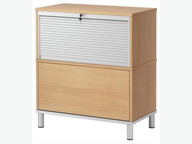effektiv storage combination on legs west shore langford colwood metchosin highlands victoria. Black Bedroom Furniture Sets. Home Design Ideas