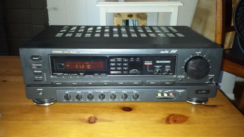 Fisher studio standard receiver rs 636 west shore for 636 north terrace mount vernon