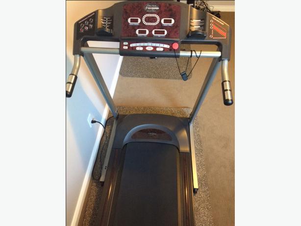 sears free spirit treadmill manual