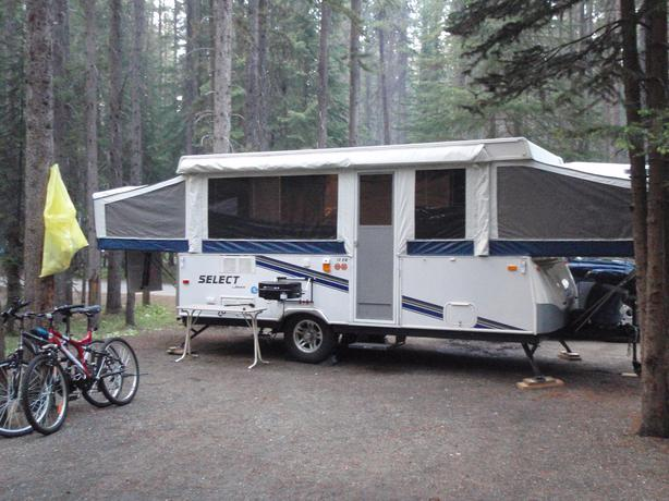 Tent Trailer Awning Screen Room