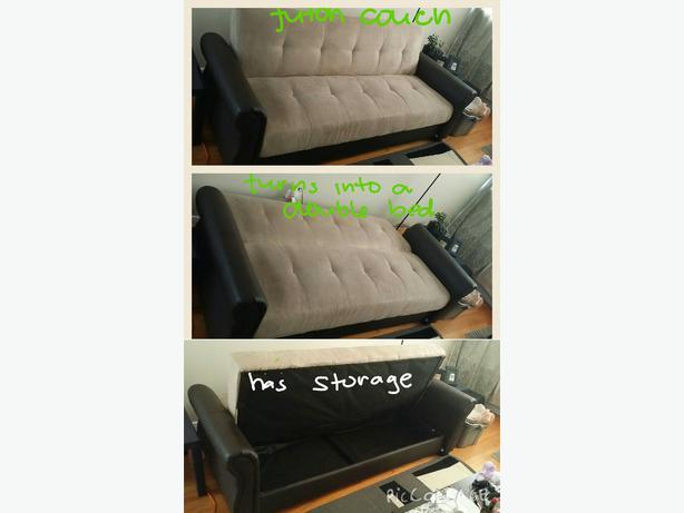 Futon Couch Price Reduced South Regina Regina