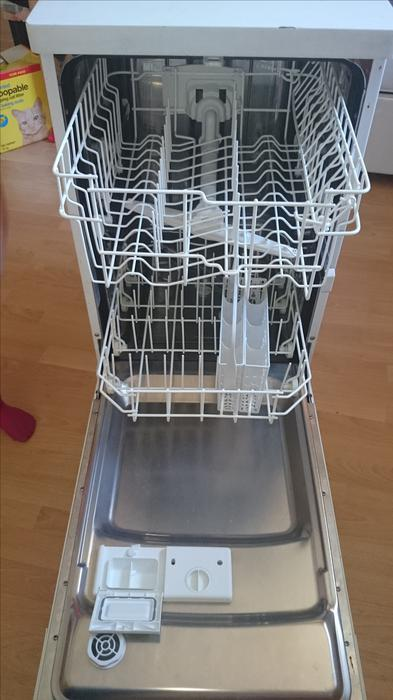 general electric portable dishwasher 18 inch apartment