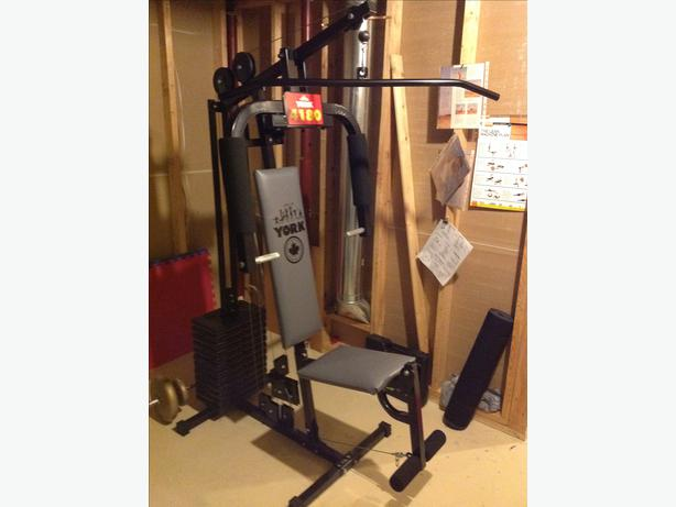 York home gym black model gloucester ottawa
