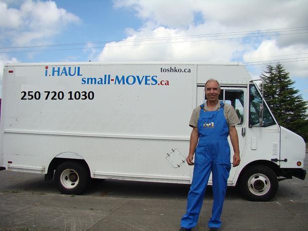 MOVES // Deliveries // Pick-ups - 250 720 1030 - Tosh