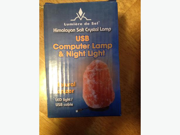 Himalayan Salt Lamps Nanaimo : USB Himalayan Salt Lamp East Regina, Regina