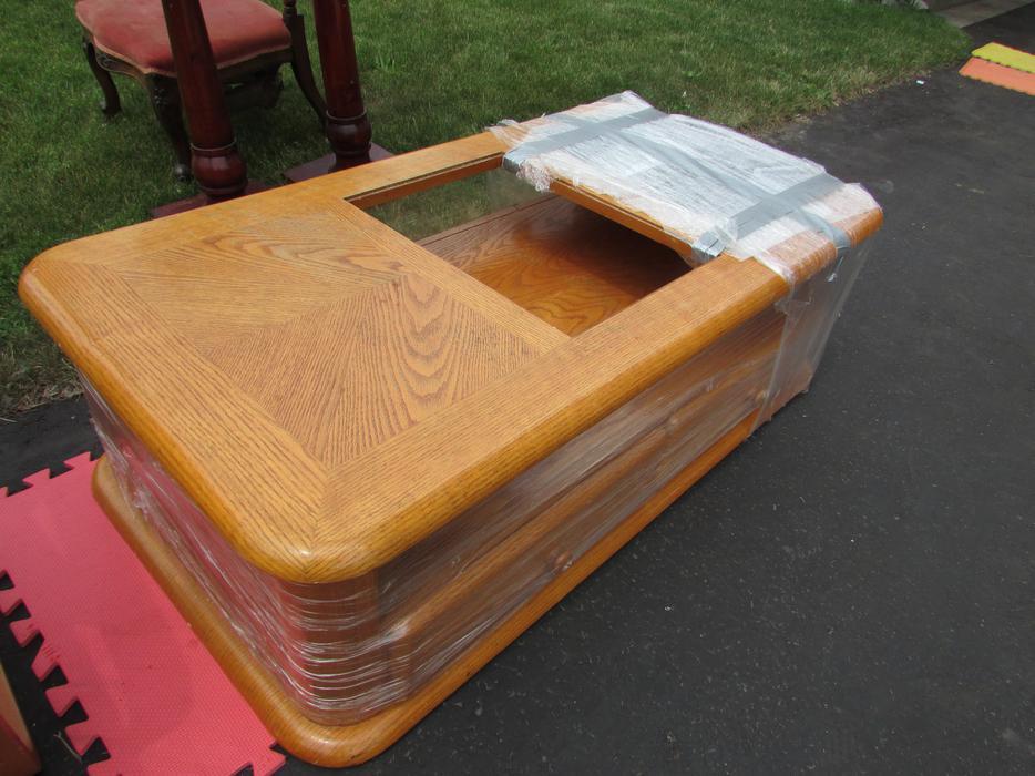 Oak coffee table central ottawa inside greenbelt ottawa for Coffee tables ottawa