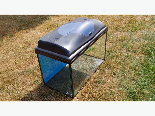 fish tanks 55 10 gallon gravel heaters pump moon