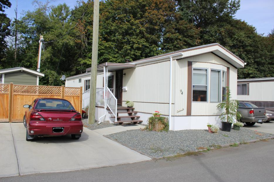 Mobile Home For Rent In Quiet Adult Park Duncan Cowichan