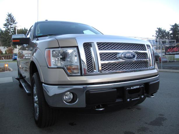 2012 ford f 150 lariat outside nanaimo nanaimo. Black Bedroom Furniture Sets. Home Design Ideas