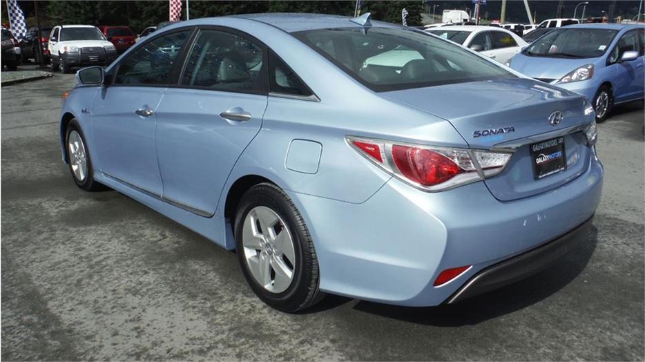 2012 Hyundai Sonata Hybrid Duncan Cowichan Mobile
