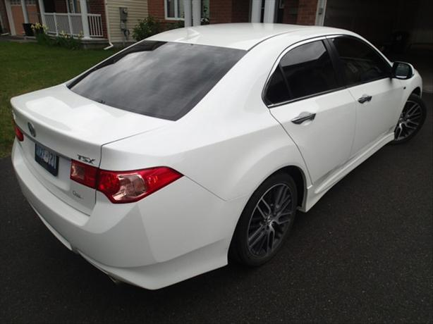 2012 acura tsx a spec for sale only 33144 km nepean. Black Bedroom Furniture Sets. Home Design Ideas