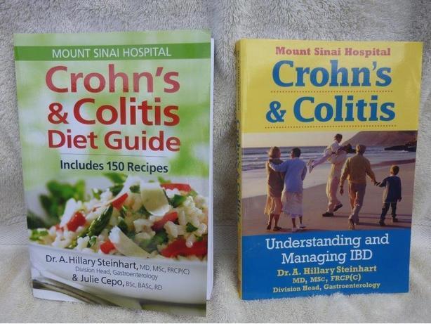 Crohns & Colitis Books