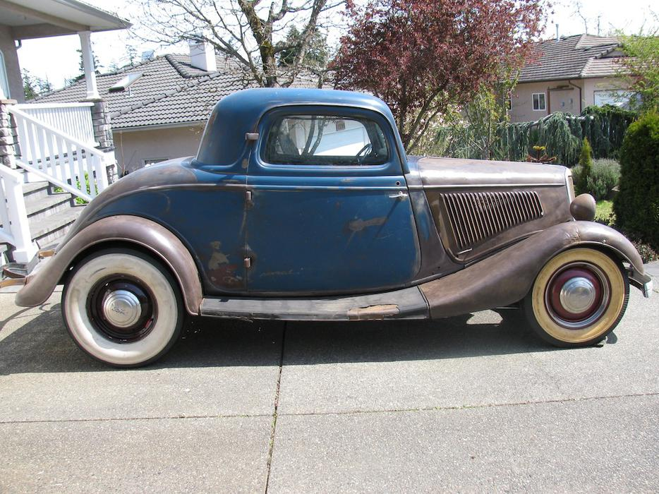 Wanted 1933 1934 Ford Cars And Parts Esquimalt Amp View
