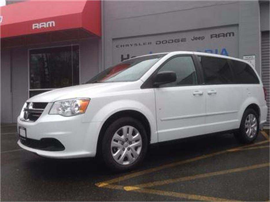 2014 Dodge Grand Caravan Stow N Go Seating Dealership