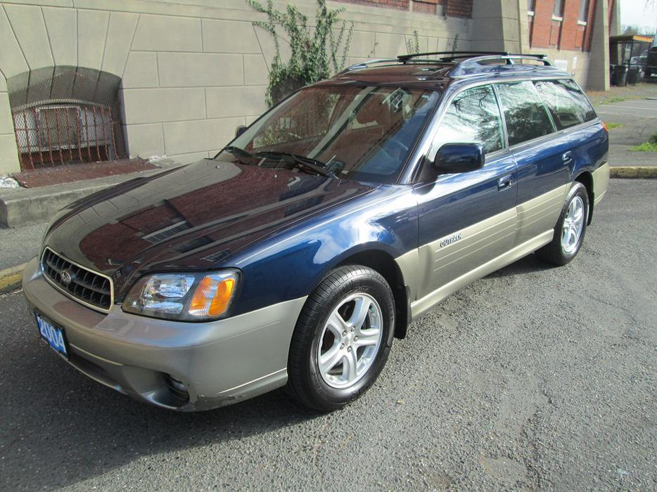 Subaru Outback For Sale On Vancouver Island
