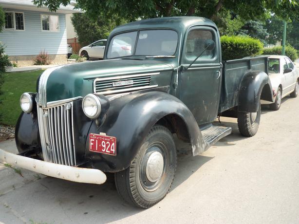 1941 Ford 1 Ton Truck North Regina Regina