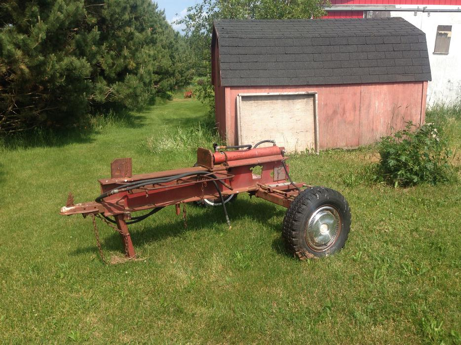 Hydraulic Wood Splitter Summerside Pei