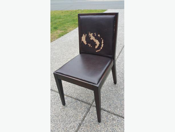 Dining Room Chairs Saanich Victoria