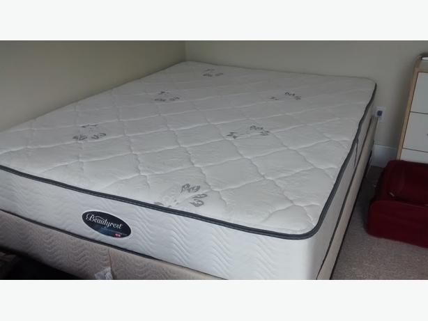 Amazing Deal Top Quality Queen Size Mattress And Box Spring Victoria City Victoria