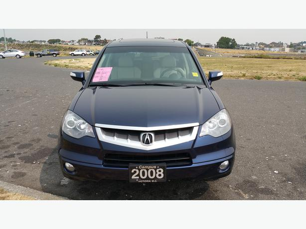 2008 acura rdx turbo sh awd low kms great condition vancouver city vancouver. Black Bedroom Furniture Sets. Home Design Ideas