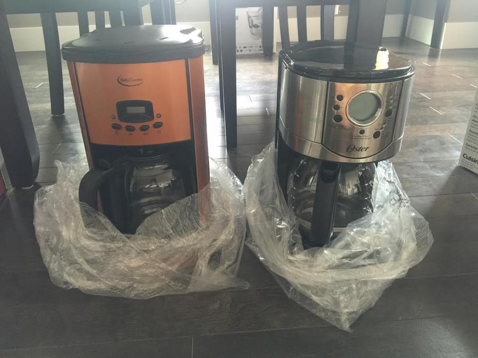 Oster Coffee Maker The Bay : Betty Crocker and Oster coffee maker for sale!!! North Nanaimo, Nanaimo
