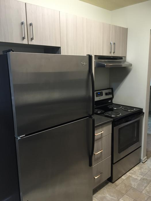 New Kitchen & Stainless Appliances