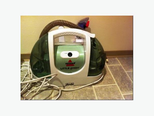 green machine steam cleaner
