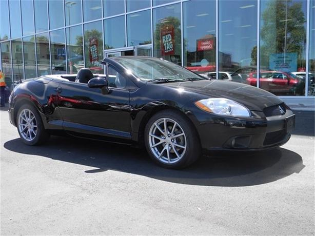 2011 mitsubishi eclipse gt p very clean b c victoria city. Black Bedroom Furniture Sets. Home Design Ideas