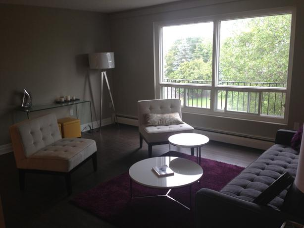Renovated 2 Bedroom Apartment Located In West End Central Ottawa Inside Gree