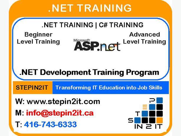 net training toronto   hands on training etobicoke