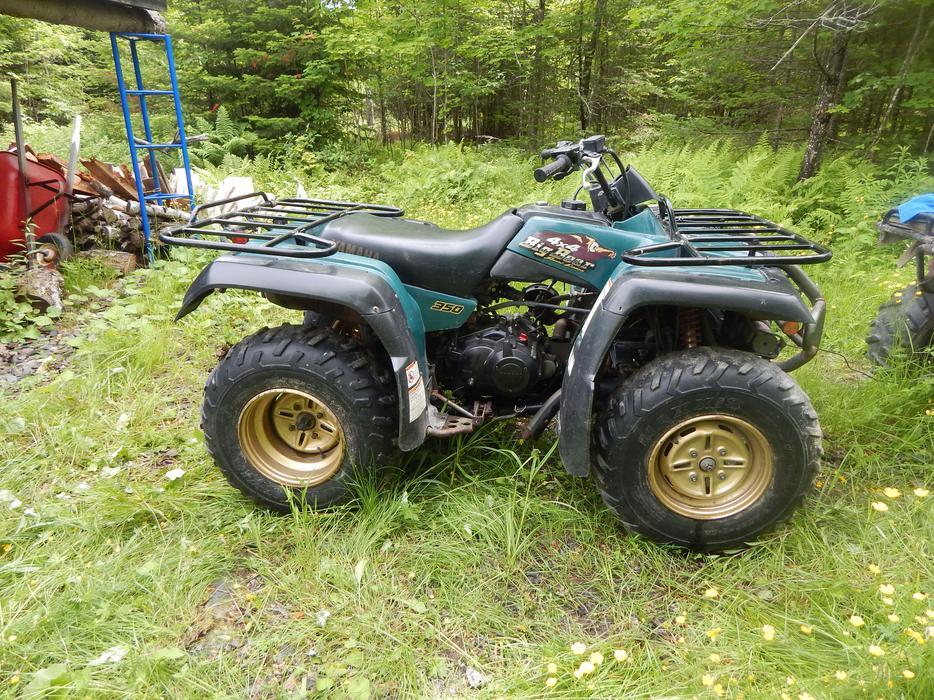 Yamaha 350 Big Bear 4x4  1999  Sale  1500 Orleans  Ottawa