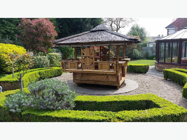 LUXURY BAMBOO GAZEBO amp SUMMER GARDEN HOUSE Surrey incl  : 47850710614 from www.usedvancouver.com size 614 x 461 jpeg 73kB